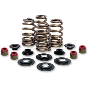 Kibblewhite Precision Machining High-Performance Ovate Wire Beehive Valve Spring Kit - 20-20670