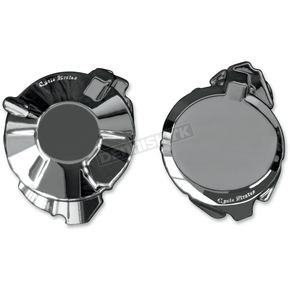 Cycle Pirates Chrome Engine Covers - EKG6-C