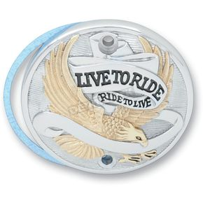 Live to Ride/Eagle Spirit Point Cover - 0940-0844