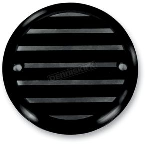 Black 5 Hole Finned Designed Point Cover - 02-98TC