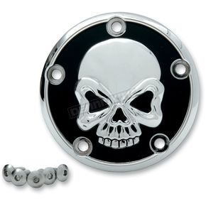 Drag Specialties Skull Points Cover - 0940-1179