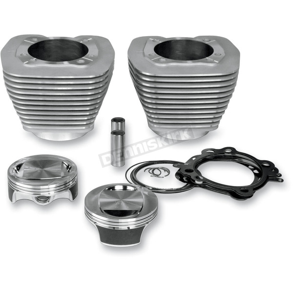 Revolution Performance Silver 117 in. Monster Big Bore Kit - 201-172WN