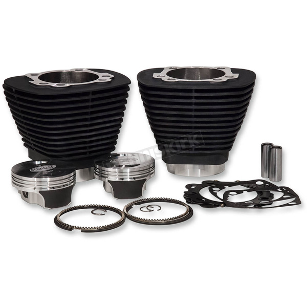 Revolution Performance Black 109 in. Monster Big Bore Kit - 201-217W