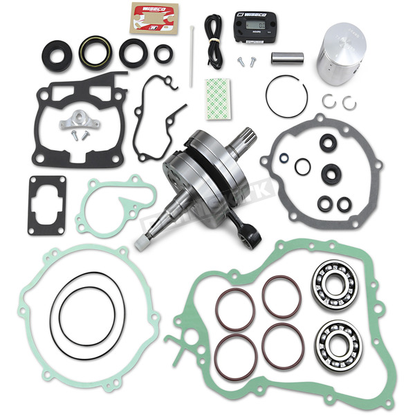 Wiseco Garage Buddy Complete Engine Rebuild Kit - PWR125-102