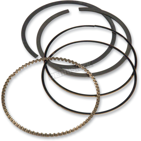 Revolution Performance Piston Rings for 85 in. and 1250cc Big Bore Piston Kit - 305-002-7-11