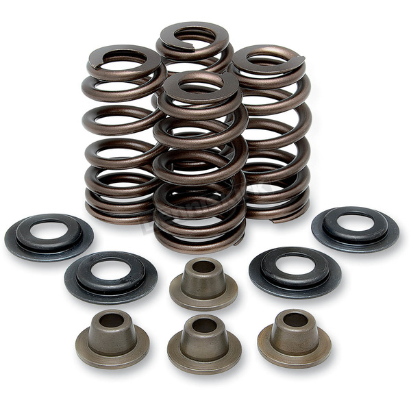 Kibblewhite Precision Machining High-Performance Ovate Wire Beehive Valve Spring Kit - 20-20650
