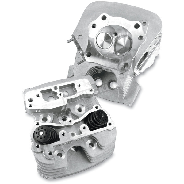 S&S Cycle Super Stock Cylinder Head for Twin Cam - 106-4277