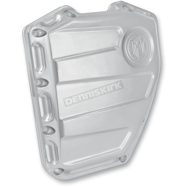 Performance Machine Chrome Scalloped Cam Cover - 0177-2020-CH