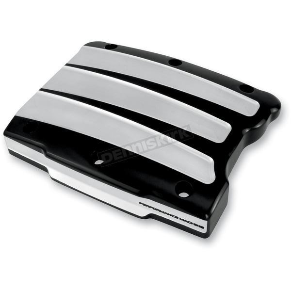 Performance Machine Contrast Cut Scalloped Rocker Box Cover - 0177-2021-BM