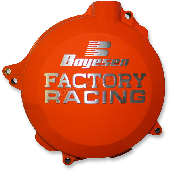 Boyesen Orange Factory Racing Ignition Cover - SC-40AO