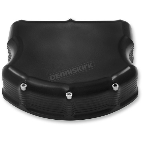 Thunder Cycle Designs Black Anodized Rocker Box Cover  - TC-542
