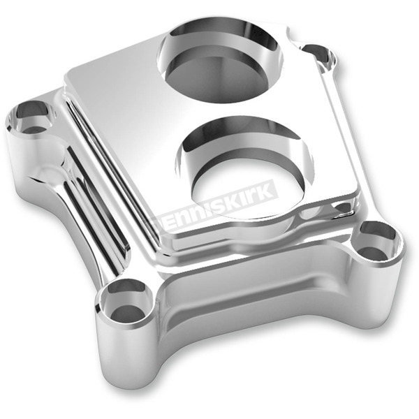 Arlen Ness Chrome Lifter Block Covers - 12-572