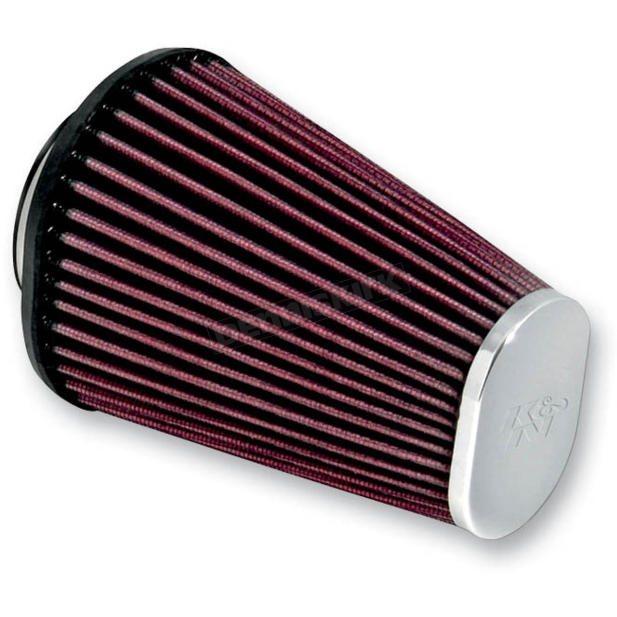 Air Cleaners For Motorcycles : K n polished air filter rc harley davidson