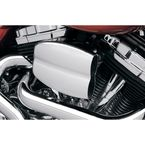 Mo-Flow Chrome Billet Air Cleaner - CV-9007