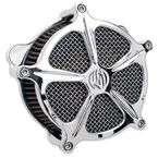 Chrome Venturi Speed 5 Air Cleaner - 0206-2001-CH
