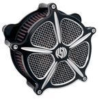 Contrast Cut Venturi Speed 5 Air Cleaner - 0206-2002-BM