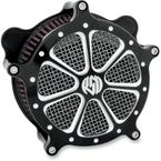 Speed 7 Venturi Contrast Cut Air Cleaner - 0206-2003-BM