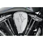 Pinstrip Chrome Big Air Kit - BA-2011-13