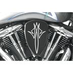 Pinstrip Black Big Air Kit - BA-2013-13B