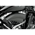 Black Double Barrel Air Filter Assembly - 18-951