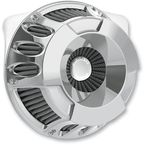 Chrome Deep Cut Inverted Series Air Cleaner Kit - 18-926
