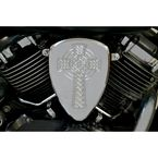 Chrome Celtic Cross Big Air Kit - BA-2011-92