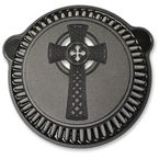 Black Celtic Cross Air Cleaner Kit - LA-2397-00B
