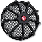 Black Wireframe Air Filter Cover - 50-101