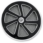 Black Off 7 Air Cleaner Cover - ACC-O7-B