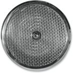 Black Mesh Ring Air Cleaner Cover - ACC-MR-B