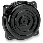 Black Carb Top Cover - CT-RIP-AL-BK