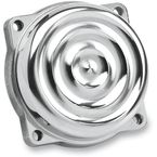 Stainless Steel Carb Top Cover - CT-RIP-SS-PS