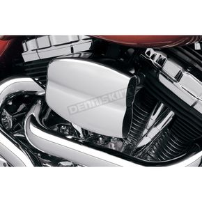 Cycle Visions Mo-Flow Chrome Billet Air Cleaner - CV9007