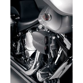 Cycle Visions Mo-Flow Black Billet Air Cleaner - CV-9002B