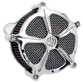 Chrome Venturi Speed 5 Air Cleaner - 0206-2000-CH