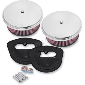 Arlen Ness Big Sucker Performance Air Filter Kit - S-1000