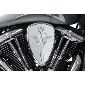 LA Choppers Chrome Pinstripe Big Air Kit - LA-2090-13
