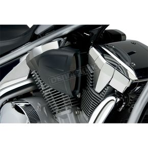 Cobra Black Powrflo Air Intake - 06-0133B