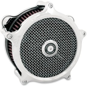 Chrome Super Gas Air Cleaner - 0206-2006-CH