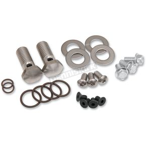 Cycle Visions Mo-Flow Billet Air Cleaner Hardware Kit - CV9070