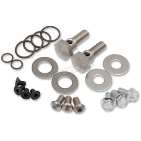 Cycle Visions Mo-Flow Billet Air Cleaner Hardware Kit - CV9071