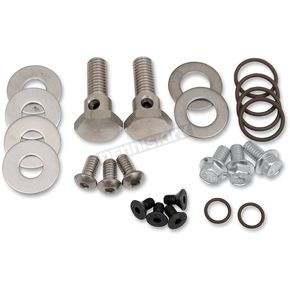 Cycle Visions Mo-Flow Billet Air Cleaner Hardware Kit - CV9072