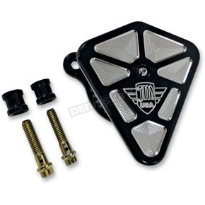 Joker Machine Black JM U.S.A. High Performance Diamond Air Cleaner Assembly - 10-224B