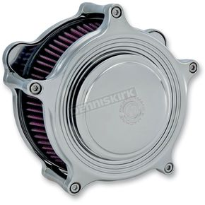 Performance Machine Chrome Super Gas Merc Air Cleaner - 0206-2065-CH