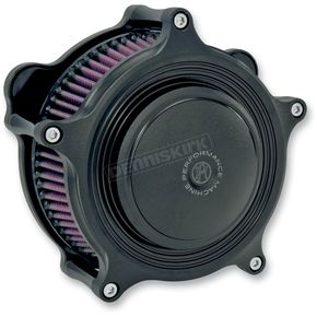 Performance Machine Black Ops Super Gas Merc Air Cleaner - 0206-2064-SMB