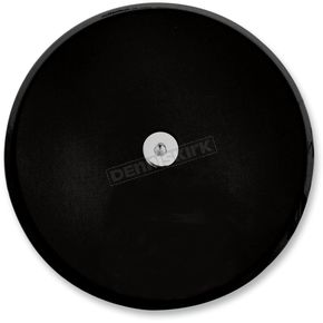 Black Smooth Air Cleaner Cover - 203950B