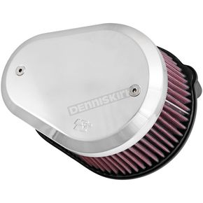 K & N RK Series Street Metal High Flow Air Intake - RK-3947X