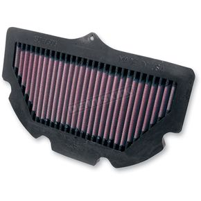 K & N High Flow Air Filter - SU-7506