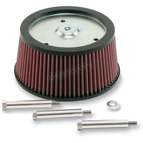 Zipper's Cycle Air filter Upgrade Kit - 117298