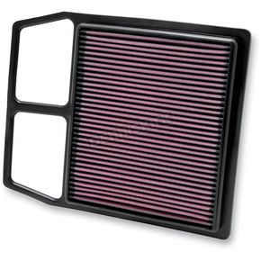 K & N High Flow Air Filter - CM-8011